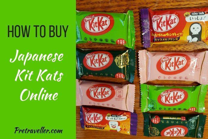 How to Buy Japanese Kit Kat Online