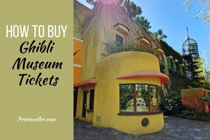 How to Buy Ghibli Museum Tickets