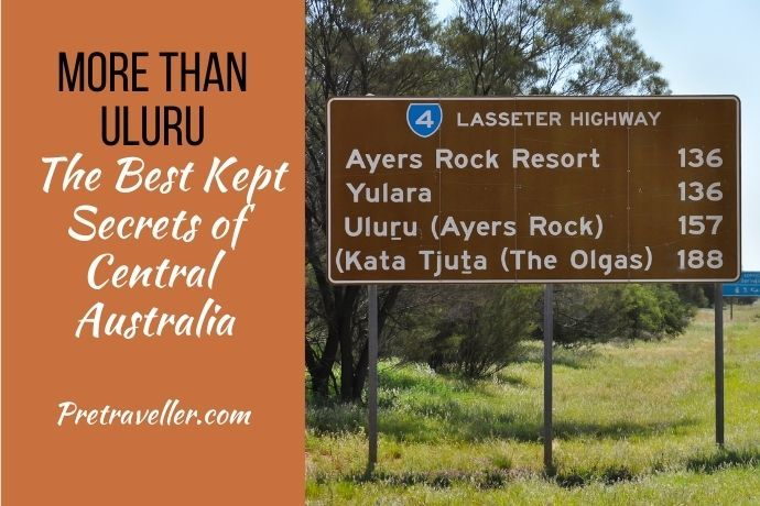 More than Uluru